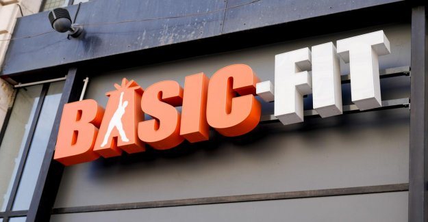 A variety of restaurants from Basic-Fit once again be financially fit, and ready to open