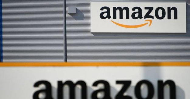 Amazon extends the suspension of its activities in France until may 13