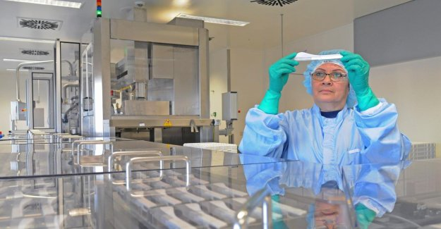 Anticonceptiepilmaker Organon, has returned to the old province of Brabant nest