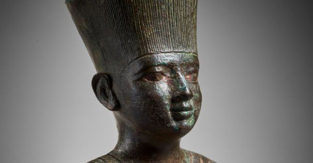 Auction : an exceptional collection dedicated to Egypt