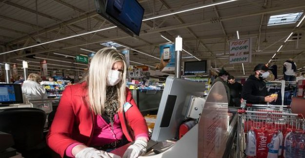 Big brands pay a premium of 1000 euros to the employees exposed to coronavirus