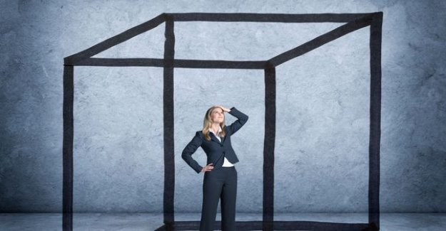 Business management : this irreducible glass ceiling