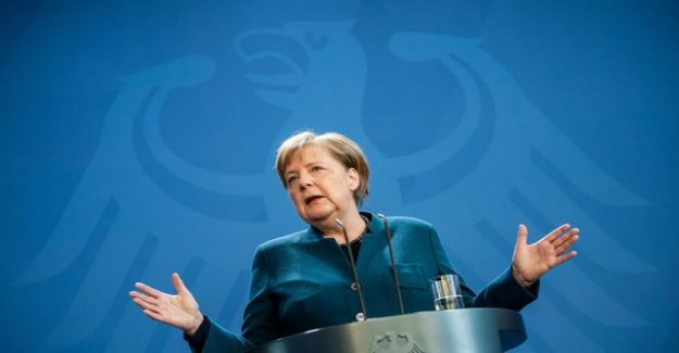 Call to order of the ECB and Merkel wants a euro more integrated