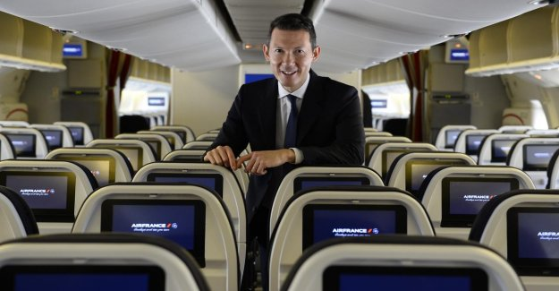 Chief executive of Air France, KLM royal Dutch airlines is given thanks to the shareholders, however, the bonus is about to 2019