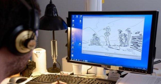 Cinema of animation: Gobelins and Supinfocom-Rubika, two schools king?