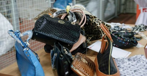 Counterfeit products : the brands are struggling on the field, despite the explosion of the internet