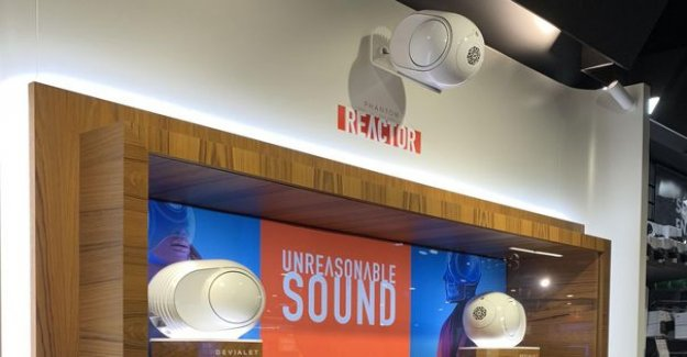 Devialet wants to play on all ranges