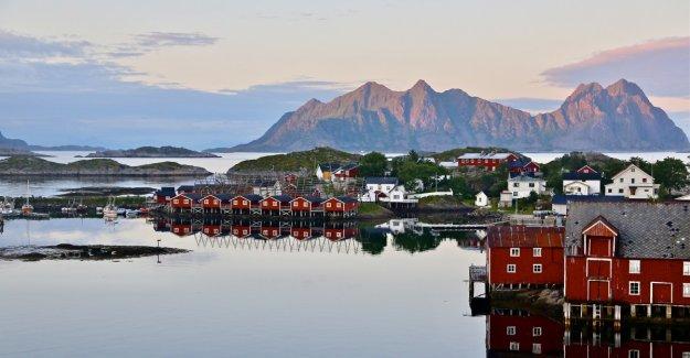 Do reisekuppet for Norgesferien now