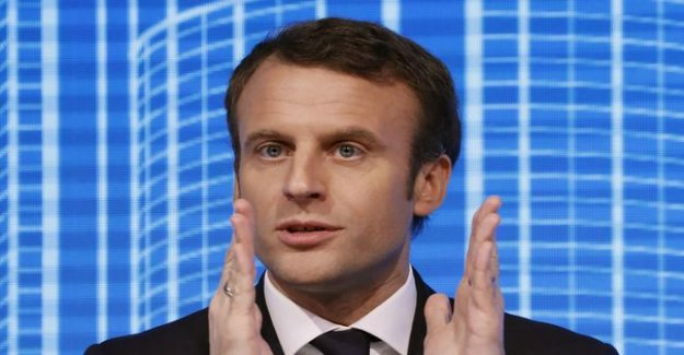 Emmanuel Macron wants to-it police the unemployed?