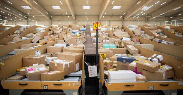 For more pakketbezorgingspunten be better for both the consumer and the environment