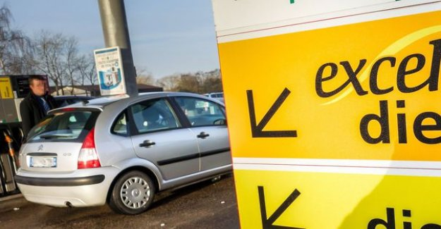Fuel tax: France on the podium of the european