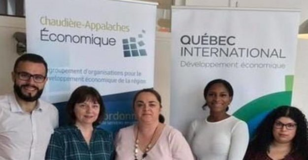 Gateway, a programme of direct recruitment between France and Quebec