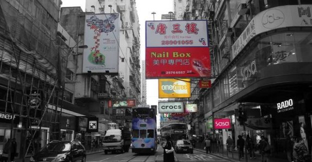 Hong Kong appeals to the French SMES