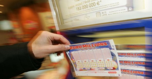 In 6 days, a winner of the Euromillions will lose a fortune