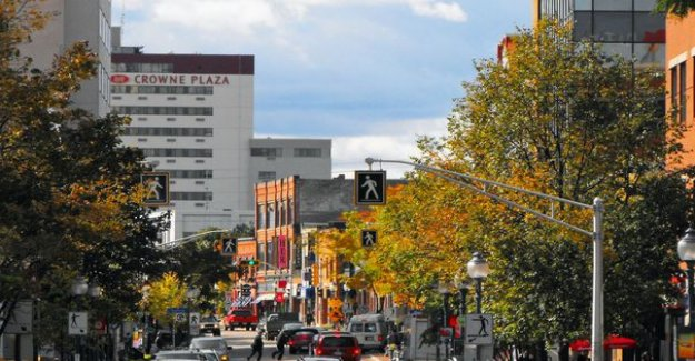 In New Brunswick, the challenges of integration