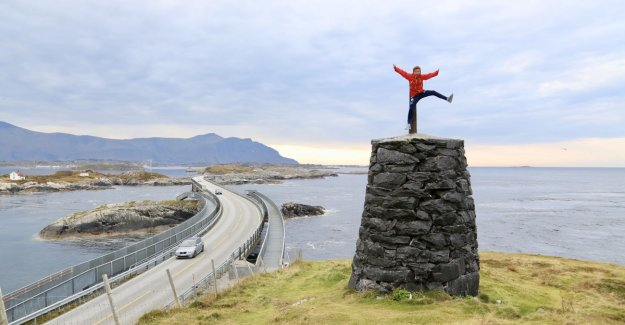 Is this Norway's finest road trip?
