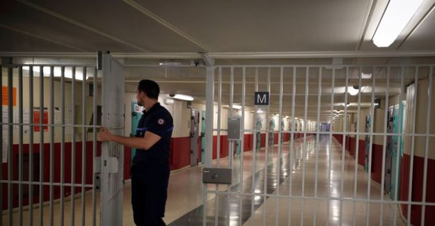 Jails: 500 inmates deprived of training in the Ile-de-France