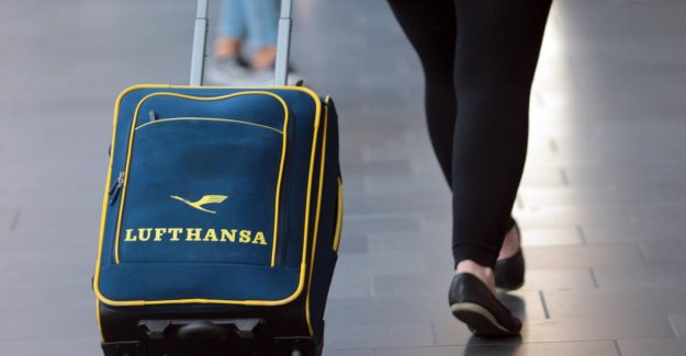 Lufthansa have ordered, Aircraft may decrease as a condition for aid