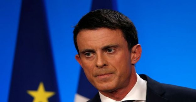 Manuel Valls announced a massive plan of training for the unemployed