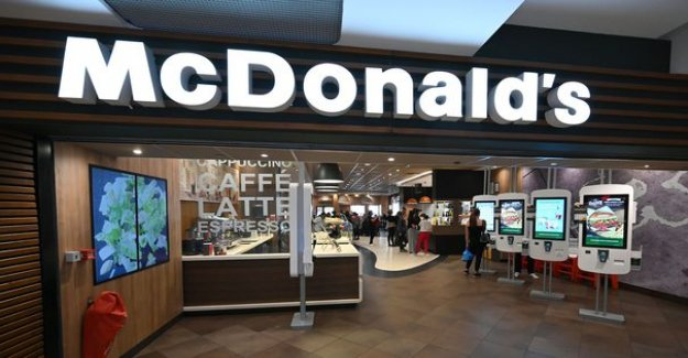 Mcdonald's is preparing a thirty openings, in spite of the employees concerned