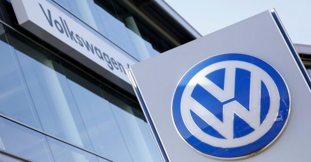 Members of the senior management of the Volkswagen to close the deal by the German courts in the sjoemeldieselzaak