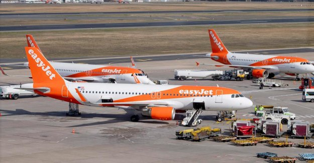 More than a thousand jobs have gone to easyJet, also the number of aircraft is shrinking