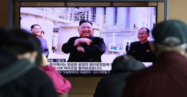 North korea : Kim Jong-un reappears in public after three weeks of absence