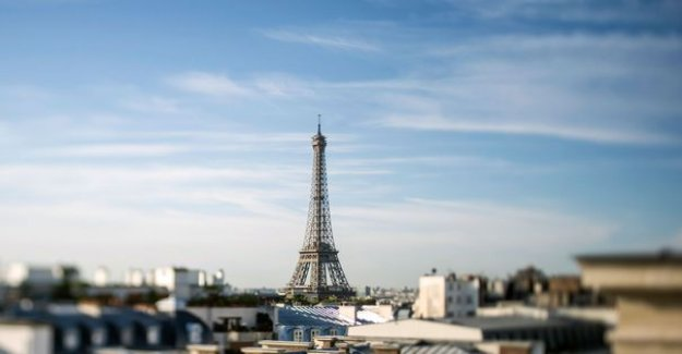 Paris, 4th, city the most attractive in the world, can still improve
