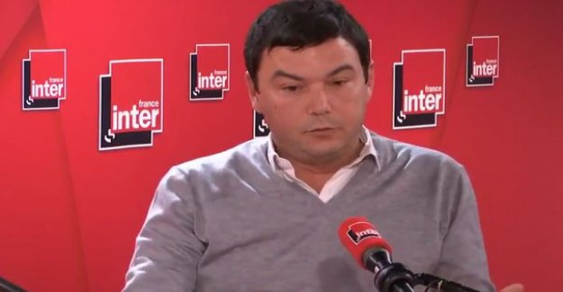 Pension reform : the pellet of Thomas Piketty