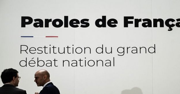 Pensions are indexed to inflation, fee removed... they want from the French