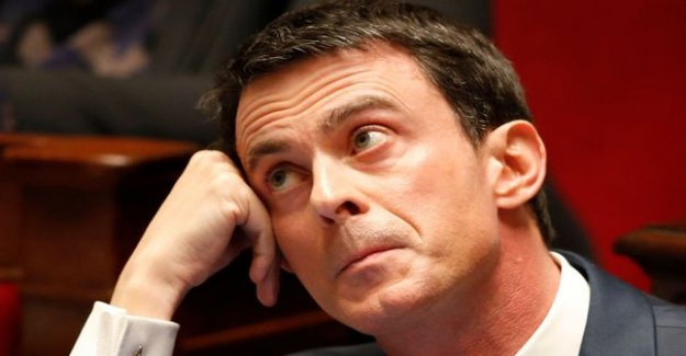Plan for employment: the margins of manoeuvre of Manuel Valls peeled