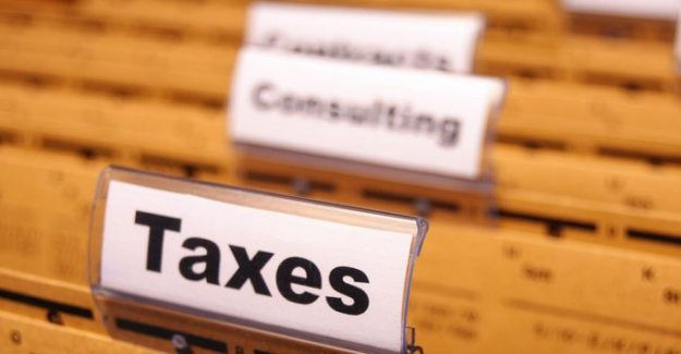 SMES and the self-employed also make the tax optimization