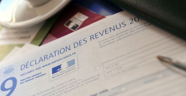 Taxes : last day this Thursday for income tax paper