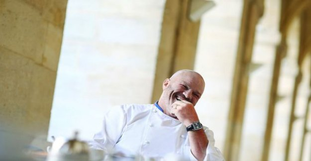 The concern of Philippe Etchebest : 40% of restaurants will close if nothing moves