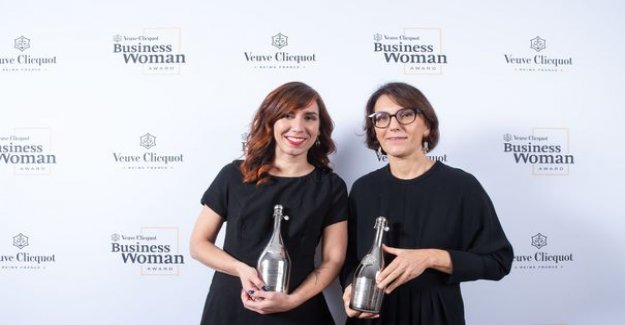 The emergence of the figures of the women entrepreneurs