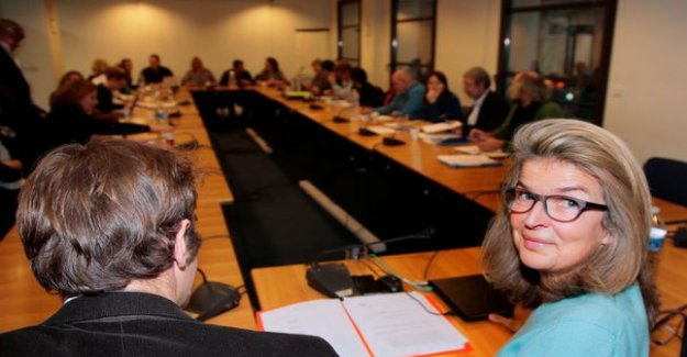 The negotiation on the reform of the training at the point of death