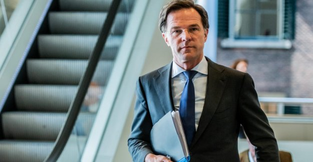 The netherlands wants the European herstelfonds of loans, in Germany, wants donations