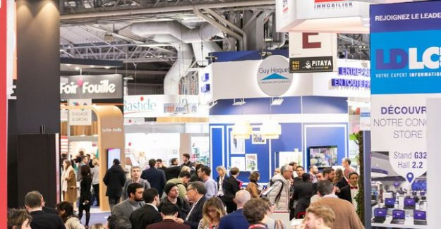The salon Franchise Expo Paris 2020 is postponed from 24 may to 27 may