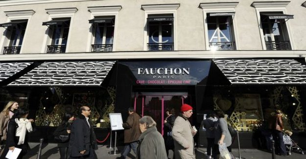 Affected by the Covid-19, Fauchon request to be placed into receivership