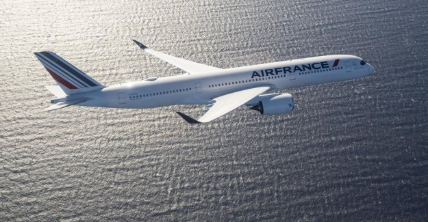 Air France wants to be in the next two years to 6,500 jobs'