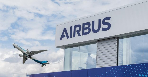 Airbus is increasing production of huge returns, and warns of possible layoffs