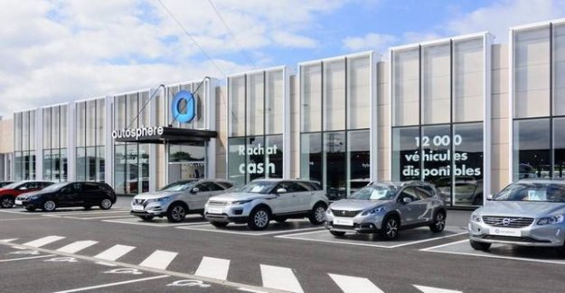 Autosphere opens its first physical center, near Nantes