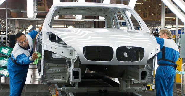 'BMW-want to be part of the production away from Bornse manufacturer VDL Nedcar'