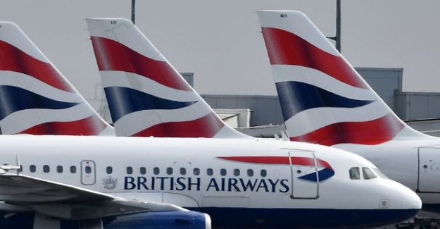 British Airways, EasyJet and Ryanair are attacking in justice the british government