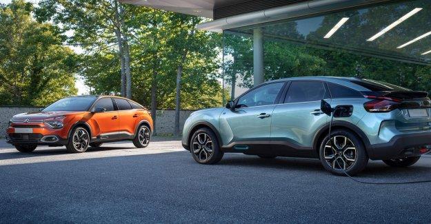 Citroen reveals C4-the successor of its latest electric car