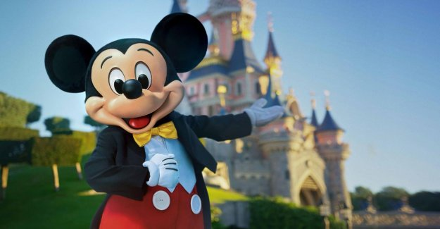 Disneyland ® resort Paris from the 15th of July, in the same manner to open