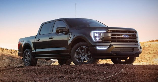 Ford has refreshed the second-best-selling vehicle in the world