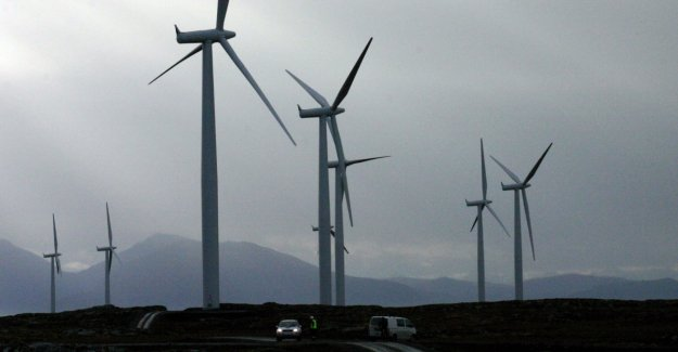 Fredshåp in sight in vindkraftdebatten