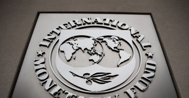 Global recession : the gloomy forecast of the IMF in three figures