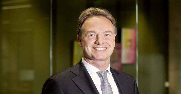 ING appoints Steven van Rijswijk, the netherlands as the new chief executive